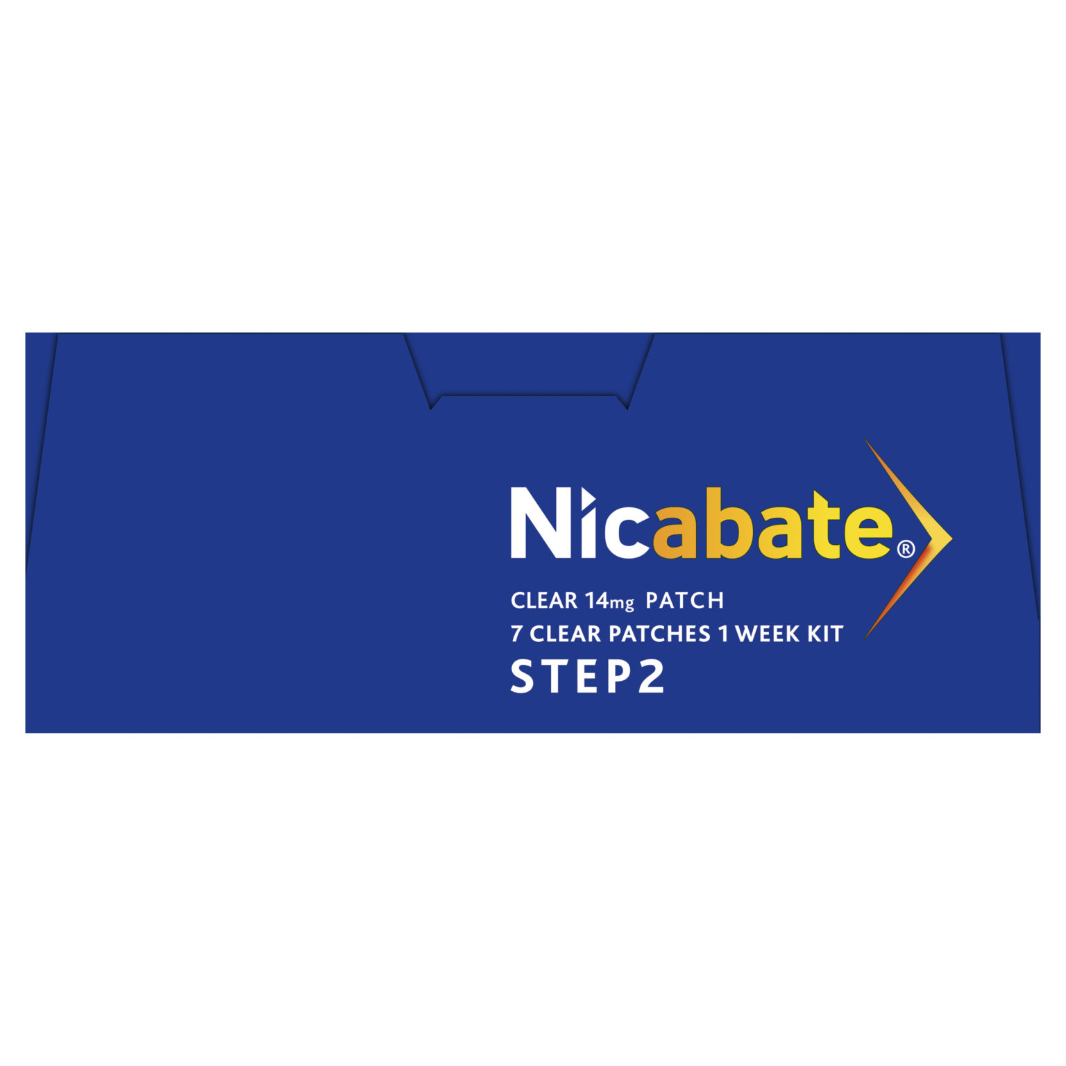 Nicabate Clear Patch Quit Smoking Step 1 21 mg 7 Patches